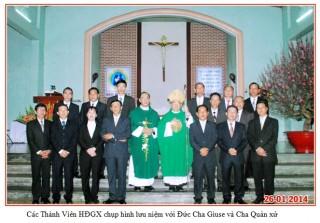 Hội đồng Giáo Xứ